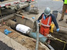 Trenchless Technology Rehabilitation of Water Main, NYC