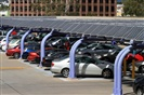 Solar Energy Car Port